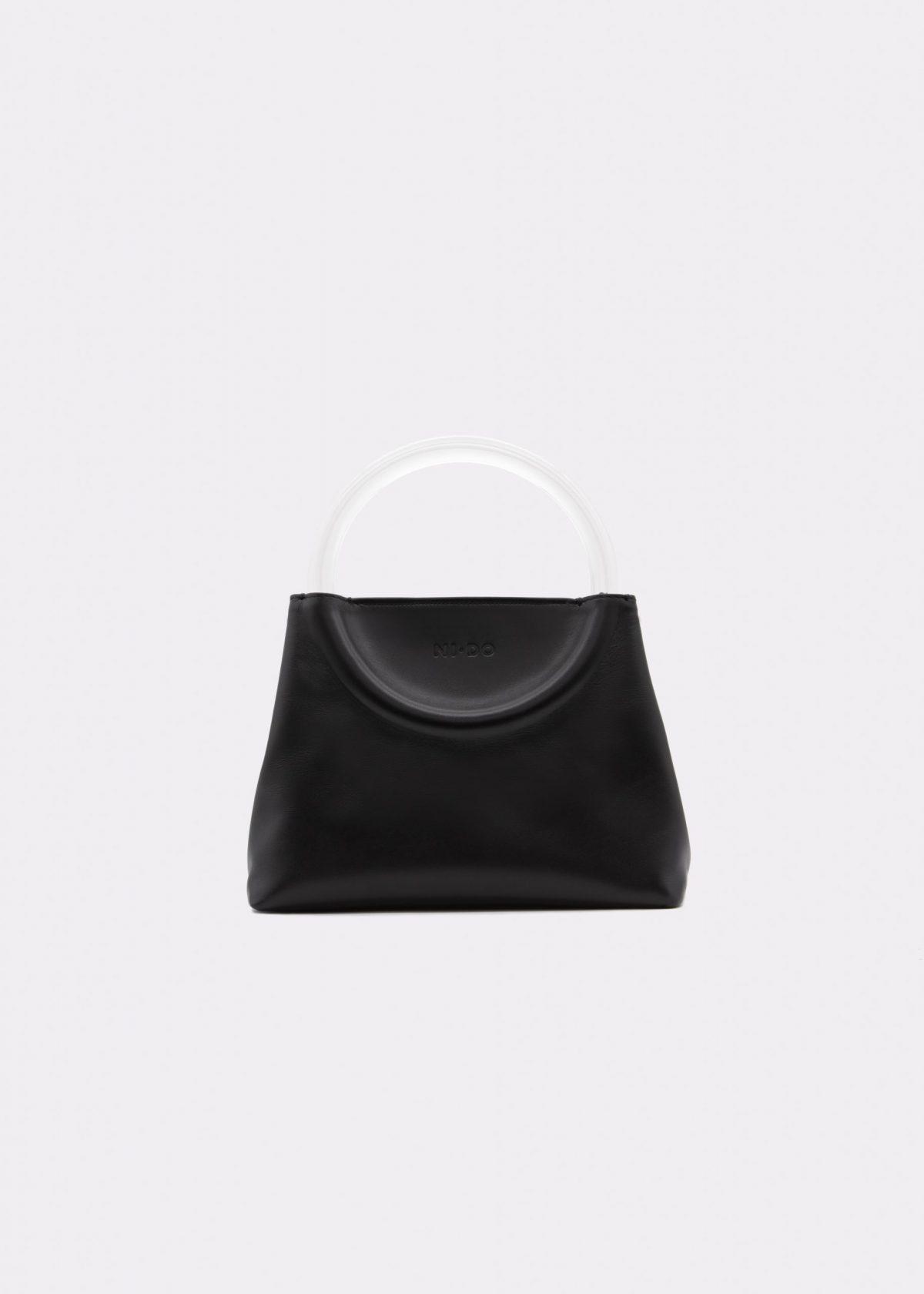 NIDO Bolla Mini Black/Plexy_front view