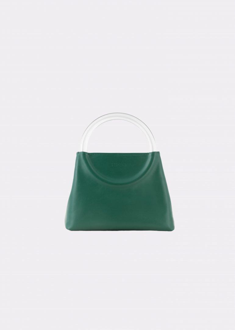 NIDO Bolla Mini Emerald Green/Plexy_front view