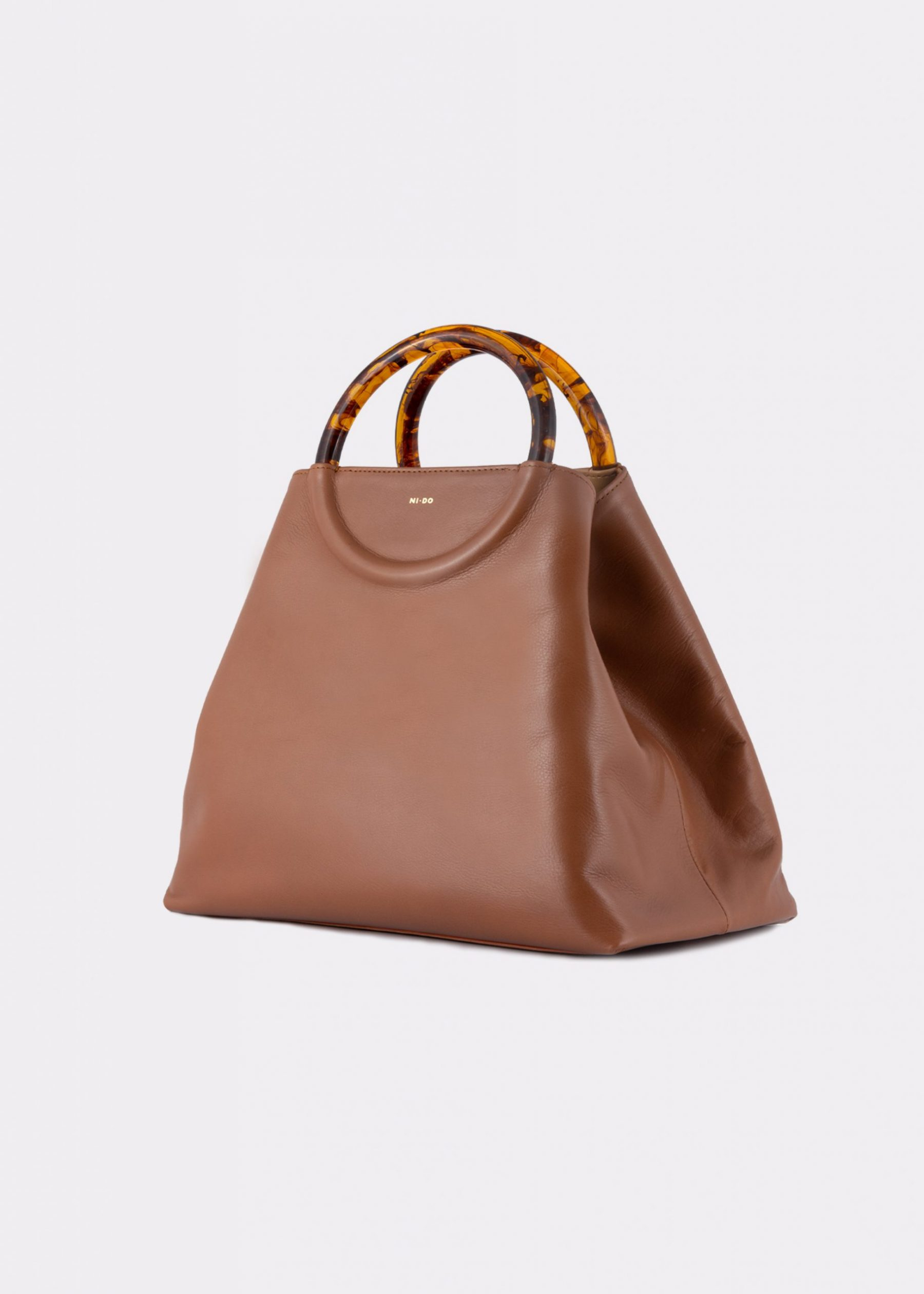 NIDO-Bolla_Maxi-bag-bisquit_side view