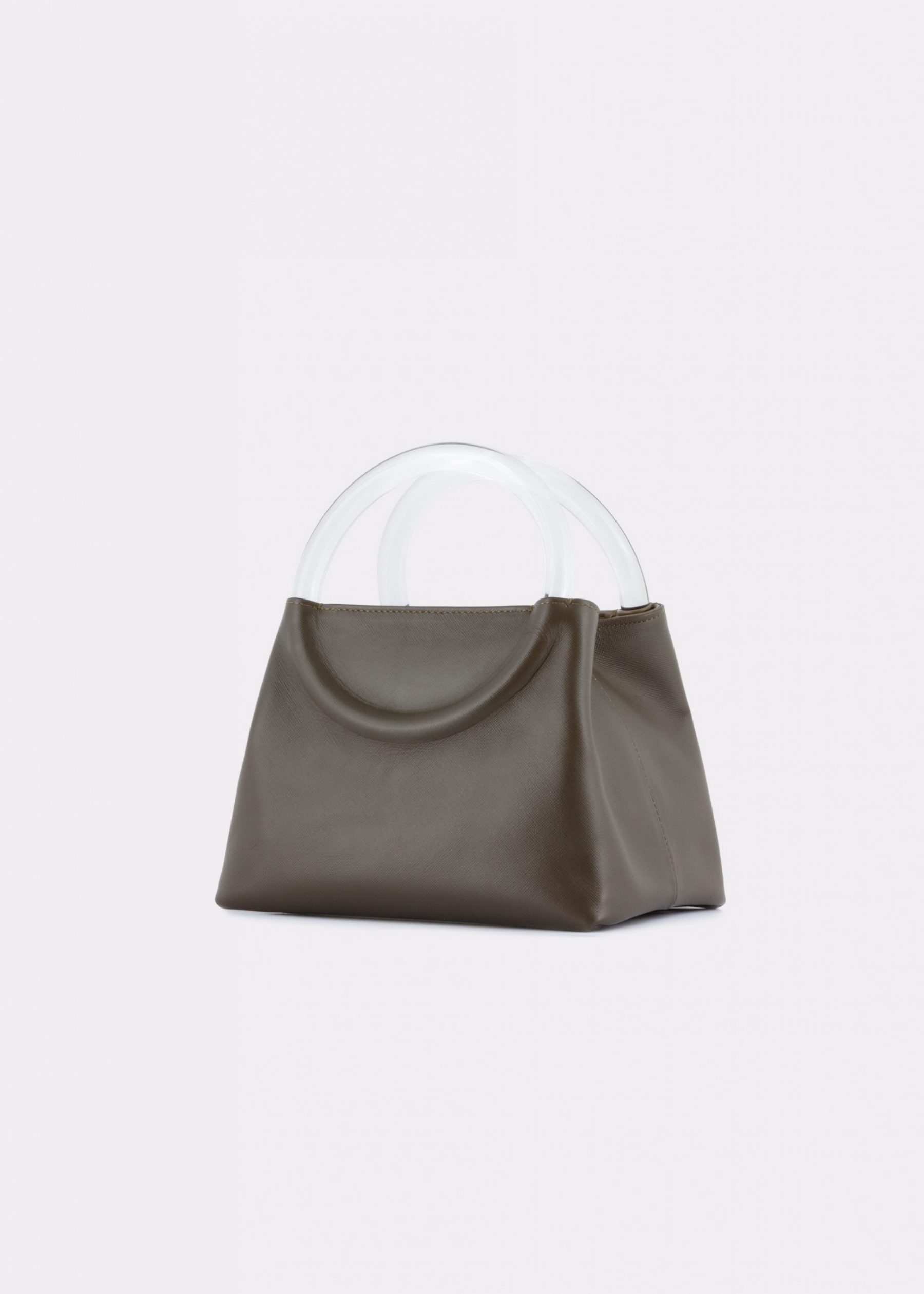 NIDO-Bolla_Mini-bag-Olivegreen_side view