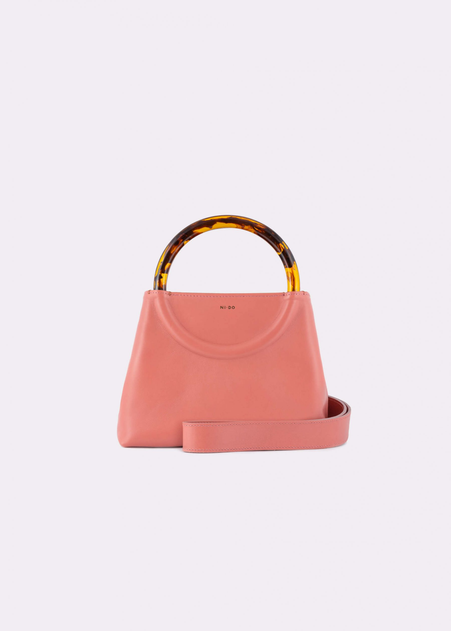 NIDO-Bolla_Mini-bag-blush_SHOULDERSTRAP view