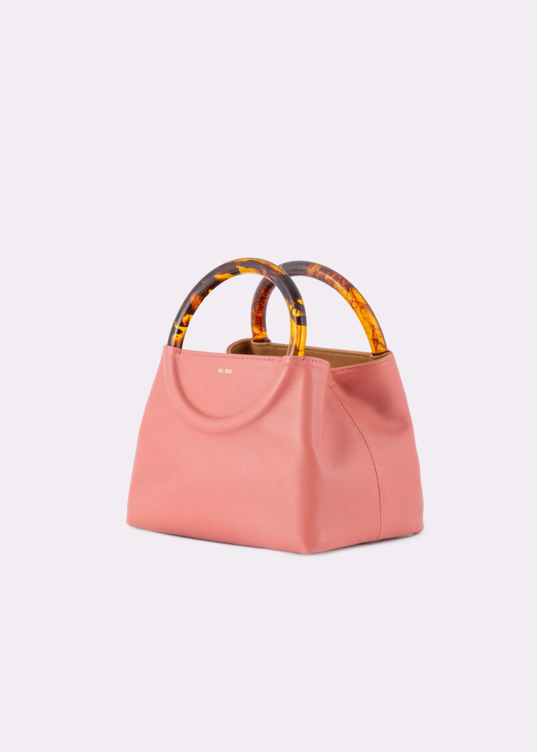 NIDO-Bolla_Mini-bag-blush_SIDE view
