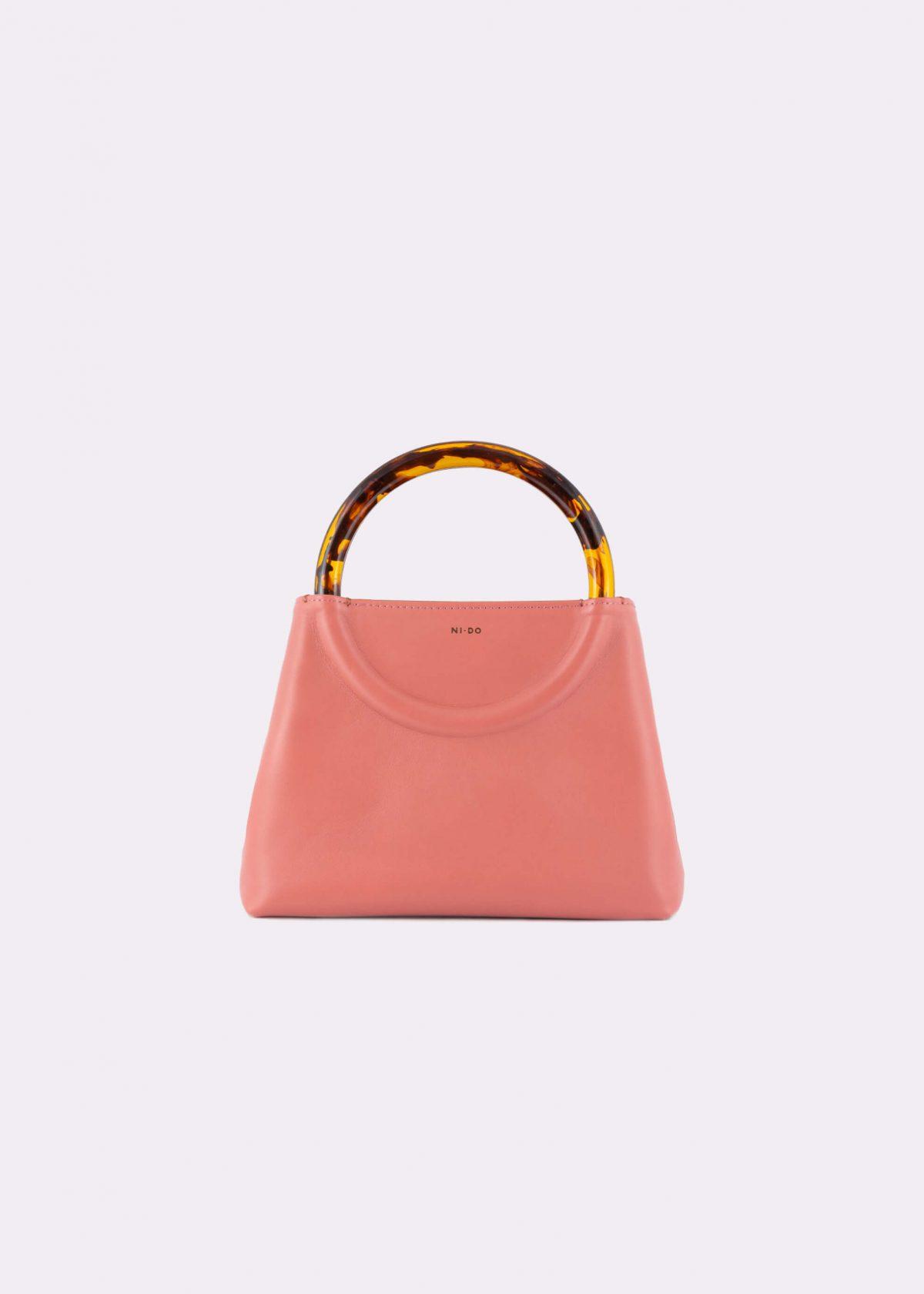 NIDO-Bolla_Mini-bag-blush_front view