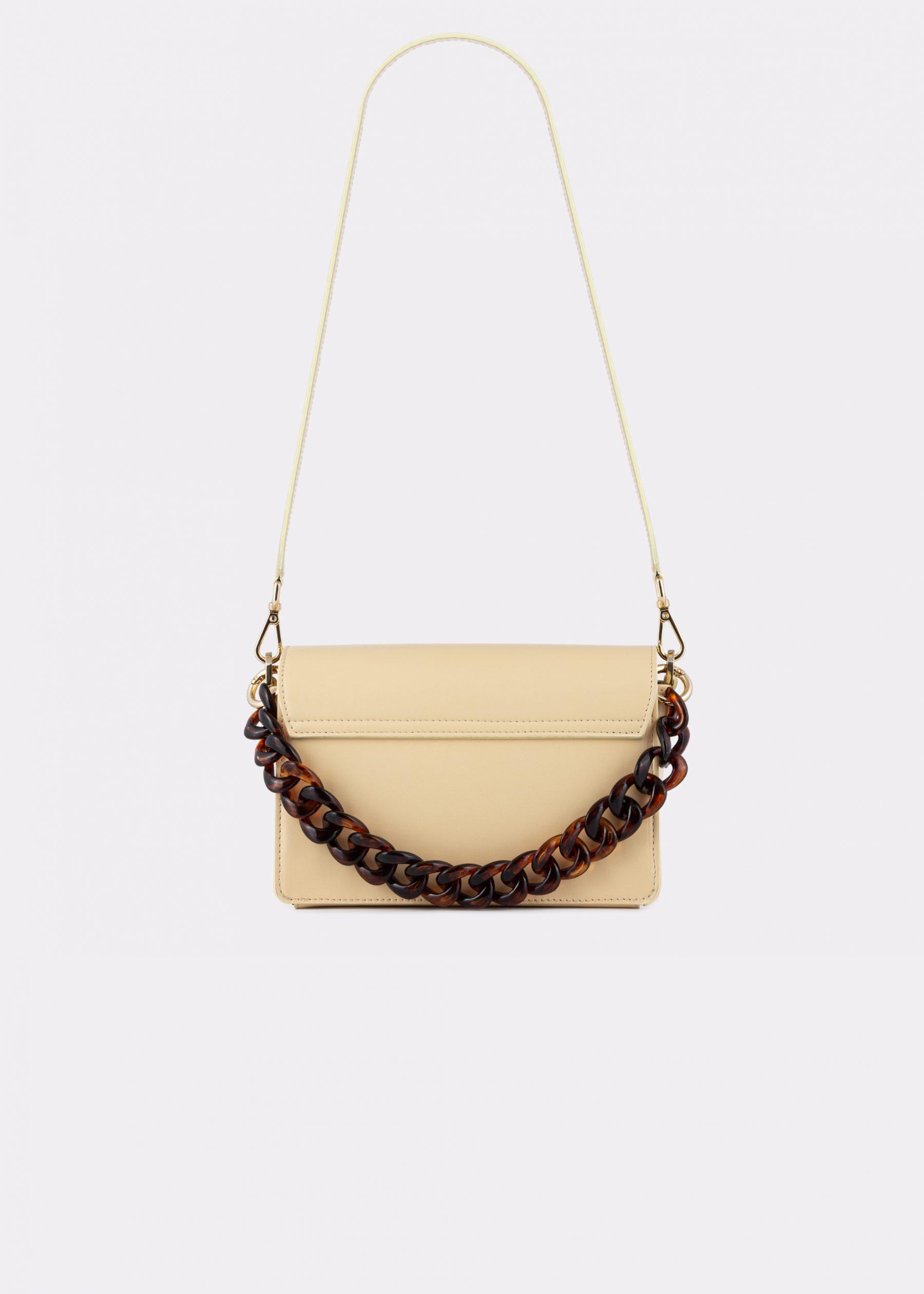 NIDO Cuore Mini bag Vanilla back view