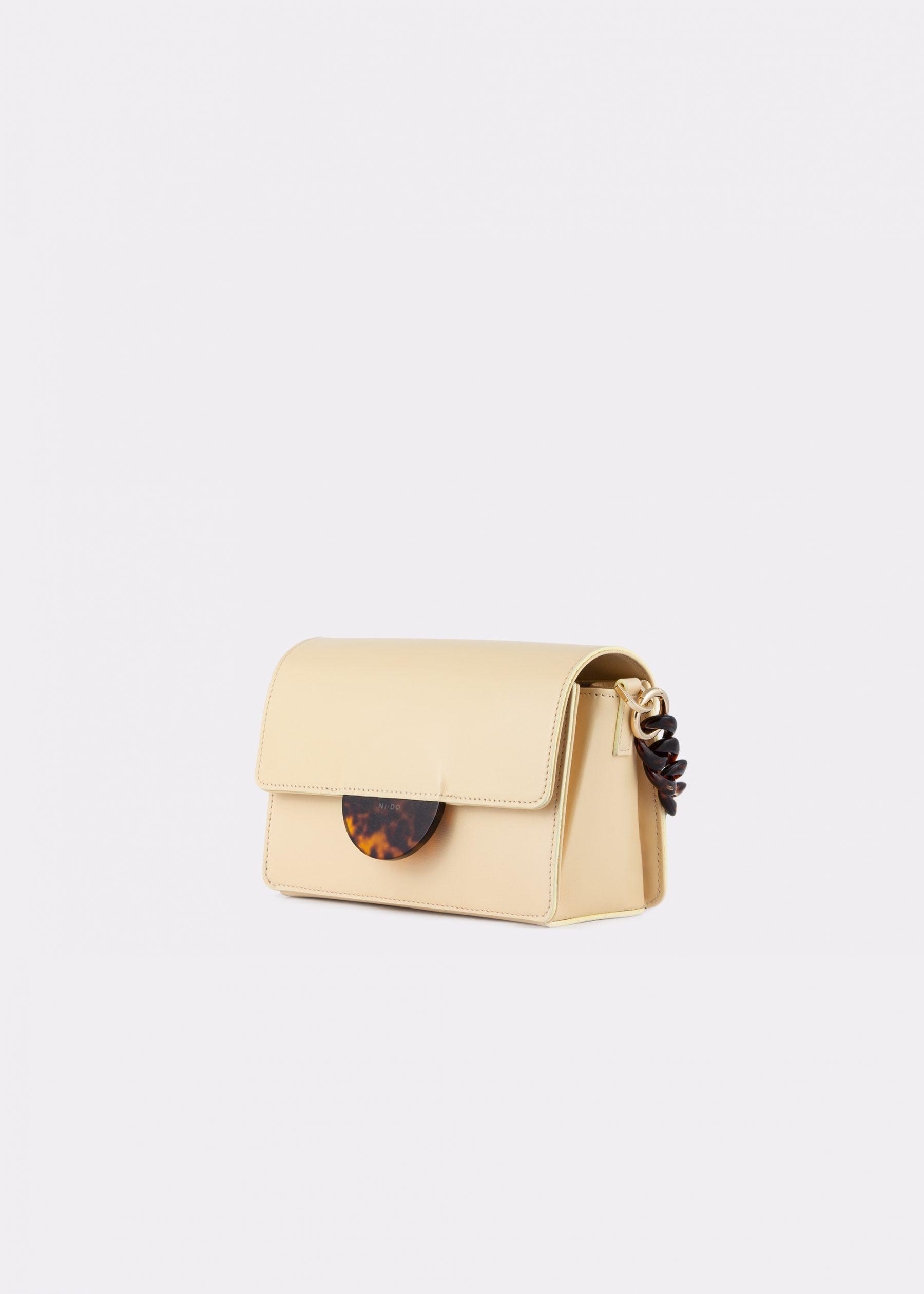 NIDO Cuore Mini bag Vanilla side view