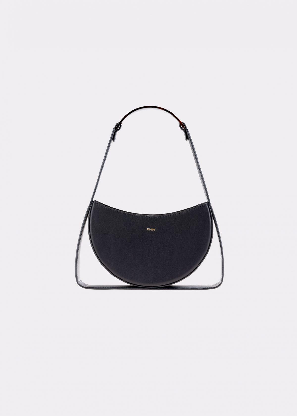 NIDO_Pupilla bag_black_front