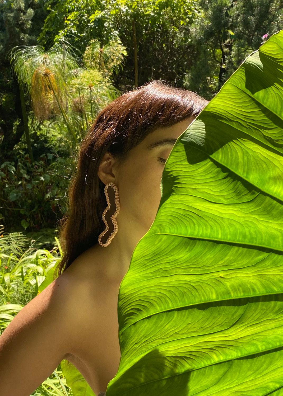 GOCCIOLINA long Earrings